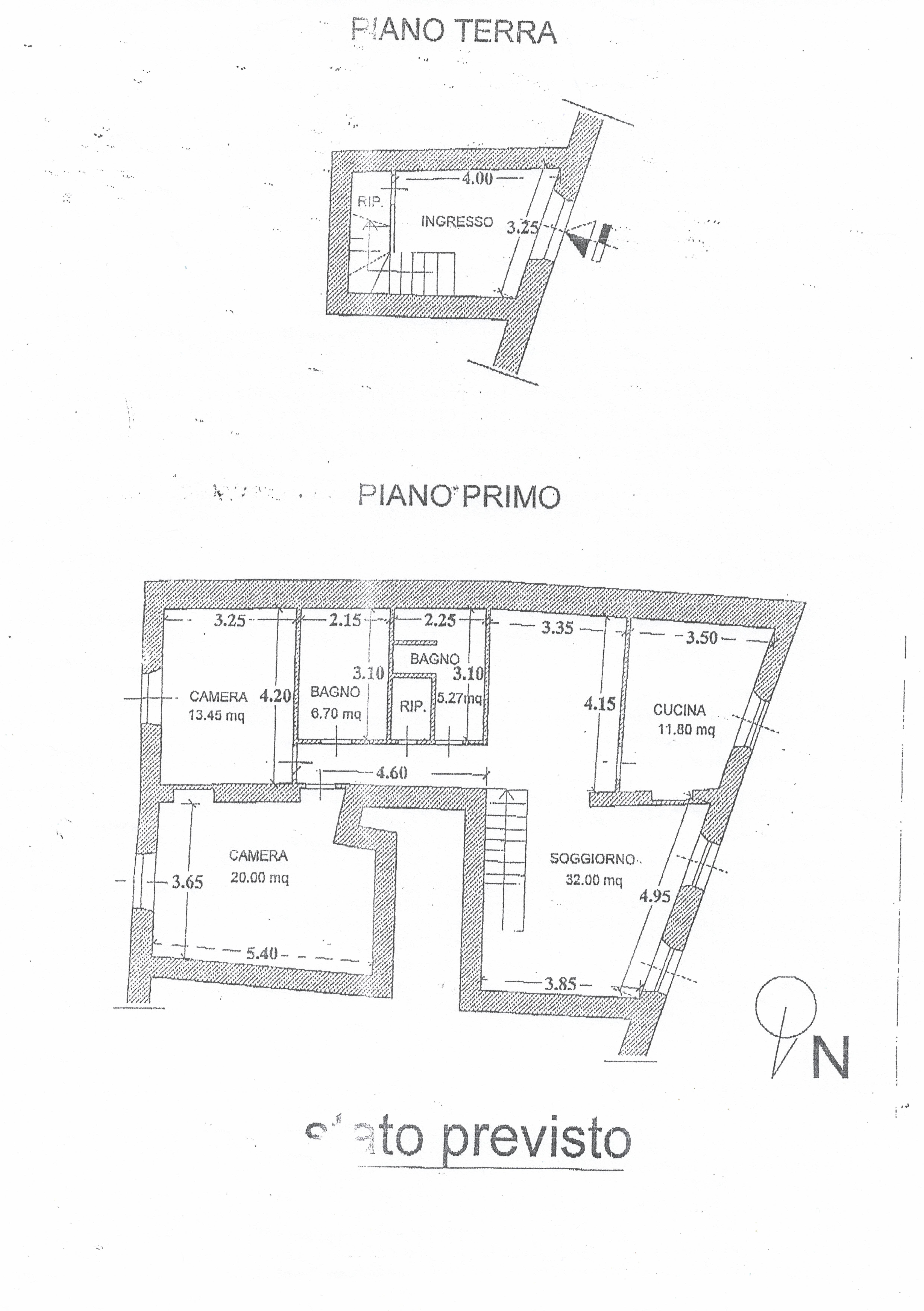Piano Terra-Primo