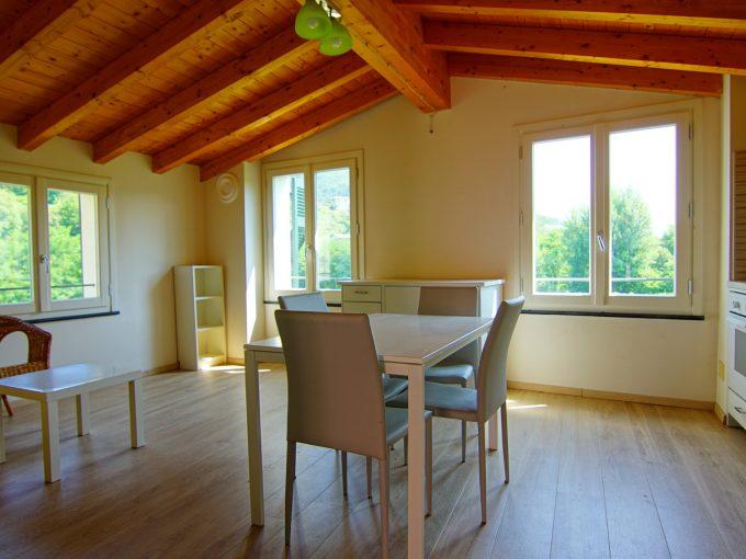 Appartamento bilocale di nuova costruzione a Carrodano