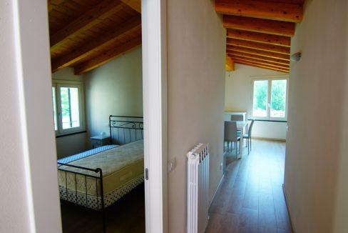 Appartamento Mansarda Palazzina verde secondo piano (26)