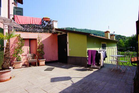 Appartamento Mansarda Palazzina verde secondo piano (7)