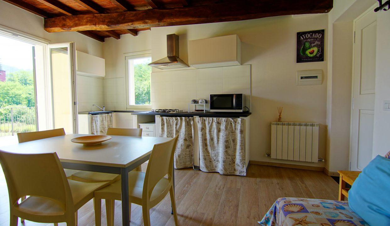 Appartamento piano rialzato palazzina gialla con terrazzo (13)