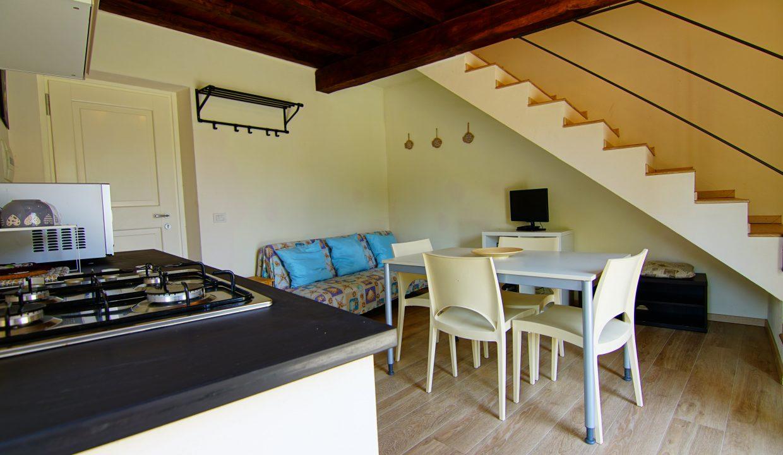 Appartamento piano rialzato palazzina gialla con terrazzo (17)