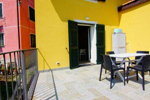 Appartamento piano rialzato palazzina gialla con terrazzo (21)