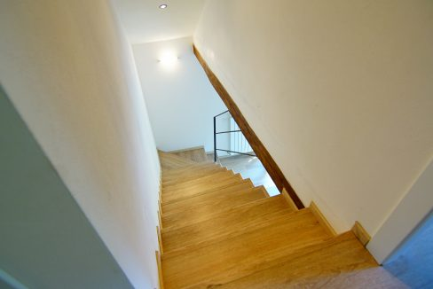 Appartamento piano rialzato palazzina gialla con terrazzo (27)