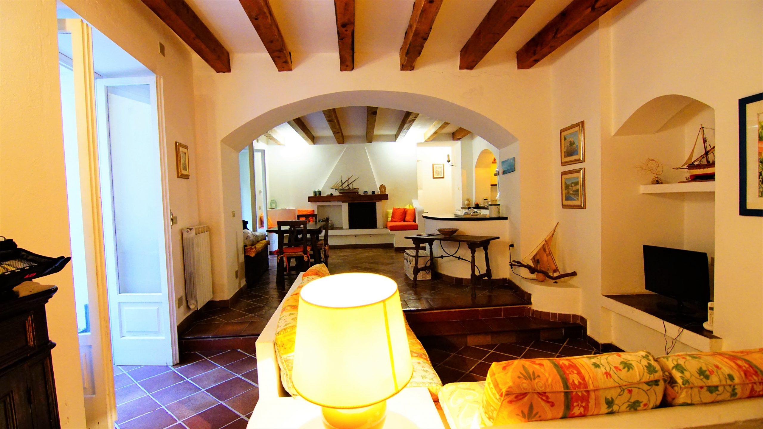 Appartamento in vendita a Levanto in Via Garibaldi 20